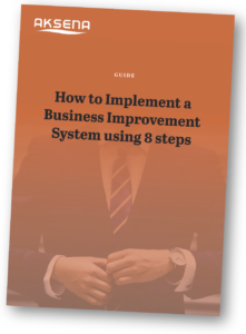 Guide - Implement a BIS in 8 steps